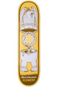"Element Levi Zipper 8"" Deck (yellow)"