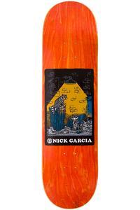 """Element Garcia Second Hand 8.5"""" Deck (orange)"""
