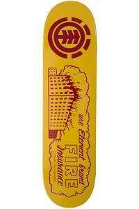 """Element Family Business Fire 8"""" Deck (yellow)"""