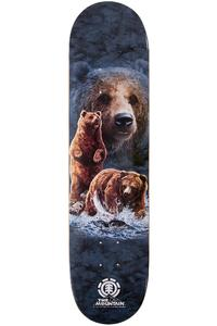 "Element Bear Logo 7.625"" Deck (blue)"
