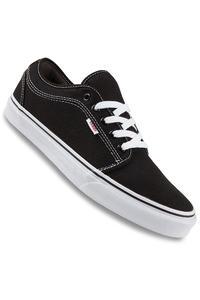 Vans Chukka Low Canvas Shoe (black white)