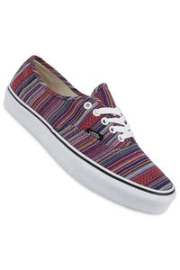 Vans Authentic Schuh (guate weave black multi)