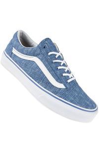 Vans Old Skool Schuh women (denim blue true white)