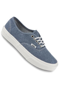 Vans Authentic Slim Schuh women (stripes washed navy)