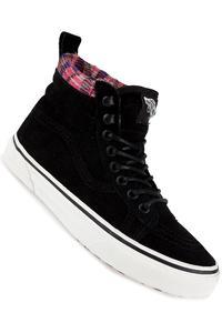 Vans Sk8-Hi MTE Shoe women (black woven chevron)