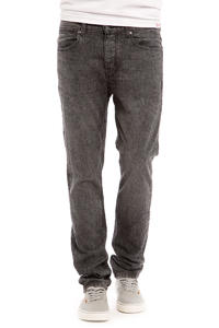 KR3W K Standard Jeans (dry worn black)