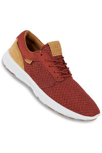 Supra Hammer Run Schuh (burnt henna woodthrush white)