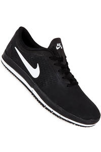 Nike SB Free Nano Shoe (black white)