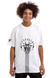Cityfellaz Piller T-Shirt (white)