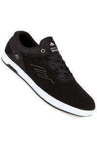 Emerica The Westgate CC Suede Shoe (black white)