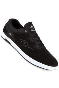 Emerica The Westgate CC Suede Schuh (black white)
