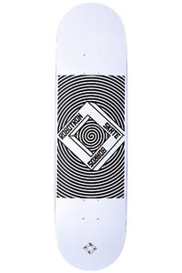 "Robotron Square 8.25"" Deck (white)"
