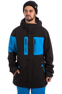 Volcom Half Square Snowboard Jacket (cyan)
