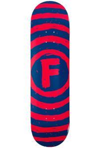 """Foundation Vertigo Sketch 8.25"""" Deck (red blue)"""