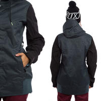 Volcom Stave Snowboard Jacket women (charcoal)