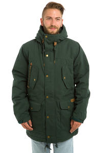 Volcom Starget Parka Jacket (expedition green)