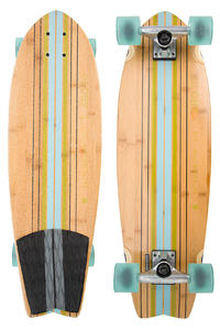"Globe Pin City Bamboo 30"" (76cm) Cruiser (clear water green)"