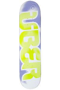 "Über Skateboards Sonic Light 7.5"" Deck (green)"