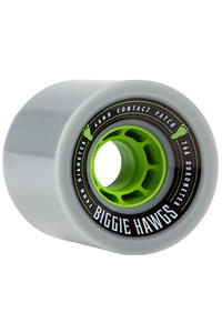 Hawgs Biggie 70mm 76A Rollen (grey) 4er Pack