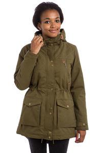 Volcom Walk On By Parka FA15 Jacket women (lentil green)