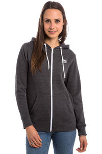 SK8DLX Cozy Zip-Hoodie women (heather anthracite)