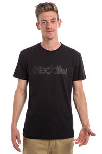 Iriedaily No Matter 4 T-Shirt (uni black)