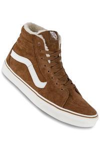 Vans Sk8-Hi Suede Schuh (brown)