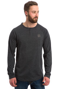 Anuell Stanley Longsleeve (dark heather grey)