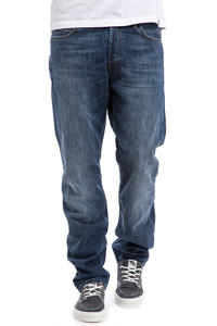 Carhartt WIP Texas Pant II Merced Jeans (blue strand washed)