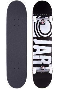 "Jart Skateboards Logo Basic SP15 7.625"" Komplettboard (black)"
