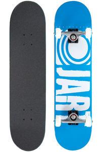 "Jart Skateboards Logo Basic SP15 7.875"" Komplettboard (blue)"