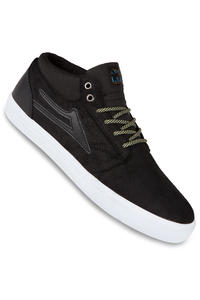 Lakai Griffin Mid AW Suede Schuh (black oiled)