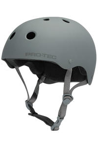 PRO-TEC The Classic Helm (rubber gray)