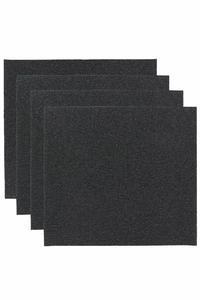 "Vicious Extra-Coarse 10"" x 11"" Griptape (black) 4 Pack"