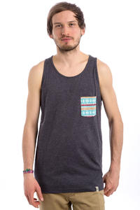SK8DLX Arvin Tank-Top (blue heather)