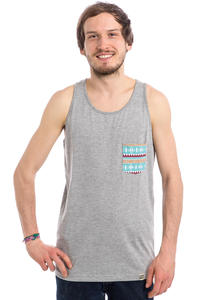 SK8DLX Arvin Tank-Top (grey heather)