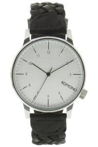 Komono Winston Woven Watch (black)