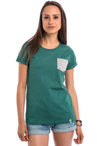 SK8DLX Lanney T-Shirt women (green heather)