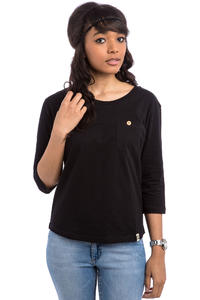 SK8DLX Quinn Longsleeve women (all black)