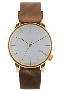 Komono Winston Regal Watch (saddle brown)
