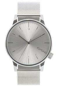 Komono Winston Royale Watch (silver)