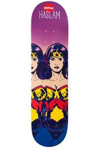 "Almost Haslam Wonder Woman Fade 7.75"" Deck"