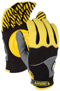 Sector 9 Apex Slide Gloves (yellow)