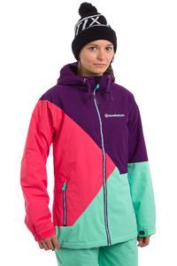 Horsefeathers Veronika Snowboard Jacket women (grape)