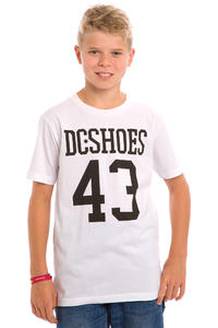 DC Numbers T-Shirt kids (white)