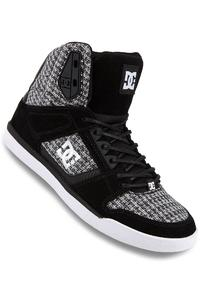 DC Rebound Slim High SE Schuh women (black white)