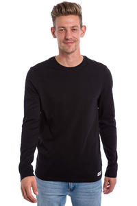 Element Basic Crew Longsleeve (flint black)