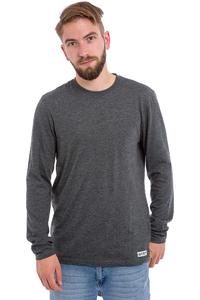 Element Basic Crew Longsleeve (charcoal heather)