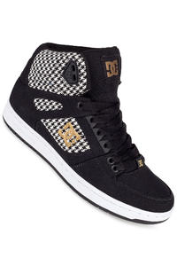 DC Rebound High TX SE Schuh women (black black white)