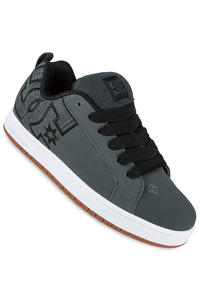 DC Court Graffik SE Leather Schuh (grey black)
